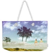 Mom's Tropical Dreams Weekender Tote Bag
