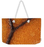 Monarch Butterfly Wing Scales Weekender Tote Bag
