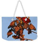 Monarch Migration Weekender Tote Bag