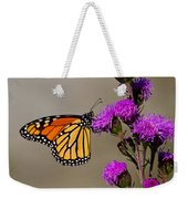 Monarch Weekender Tote Bag by Mircea Costina Photography
