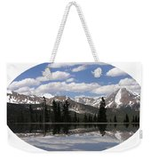 Monarch Pass Lake Weekender Tote Bag