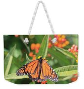 Monarch Sipping Weekender Tote Bag