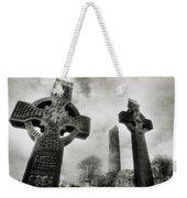 Monasterboice, Co Louth, Ireland, High Weekender Tote Bag
