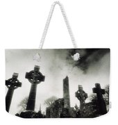 Monasterboice, Co Louth, Ireland Weekender Tote Bag
