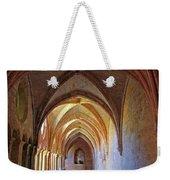 Monastery Passageway Weekender Tote Bag