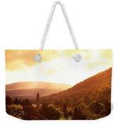 Monastic Site, Glendalough, Co Wicklow Weekender Tote Bag