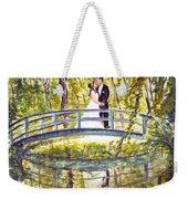 Monet Wedding Weekender Tote Bag