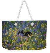 Monet's Cat Weekender Tote Bag
