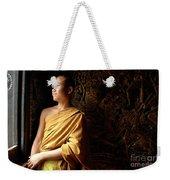 Monk Alex Laos Weekender Tote Bag