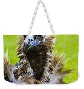 Monk Vulture 5 Weekender Tote Bag