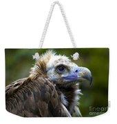 Monk Vulture Weekender Tote Bag