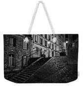 Montmartre After Dark Weekender Tote Bag