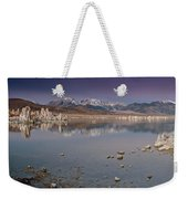 Mono Lake Panorama Weekender Tote Bag