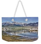 Mono Lake Sierra Weekender Tote Bag