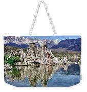 Mono Lake Yosemite Weekender Tote Bag