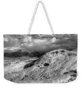 Monochrome Landscape Project 2 Weekender Tote Bag