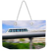 Monorail Carriage Weekender Tote Bag