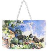 Monpazier In France 01 Weekender Tote Bag