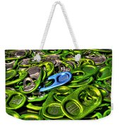 Monster Can Tabs Detroit Mi Weekender Tote Bag