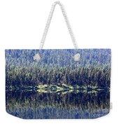 Montana Lake Reflection Weekender Tote Bag