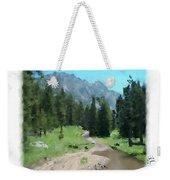 Montana Mudhole Weekender Tote Bag