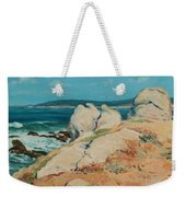 Monterey Coast Weekender Tote Bag