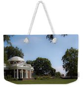 Monticello Grounds Weekender Tote Bag