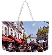 Montmartre Artist Colony Weekender Tote Bag
