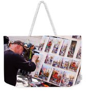 Montmartre Street Artists Weekender Tote Bag