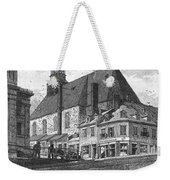 Montreal: Bonsecours Weekender Tote Bag