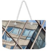 Montreal Reflections Viii Weekender Tote Bag