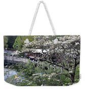 Montreat In Spring Weekender Tote Bag