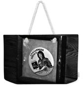 Monument To Courage Weekender Tote Bag