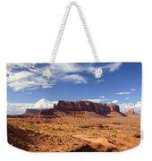 Monument Valley Arizona  Weekender Tote Bag