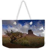 Monument Valley Vista Weekender Tote Bag