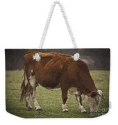Moo Moo Cow Weekender Tote Bag