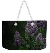 Mood Lilac Weekender Tote Bag