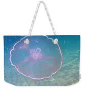 Moon Jelly Weekender Tote Bag