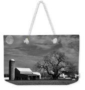 Moon Lit Farm Weekender Tote Bag