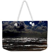Moon Over The Pacific Weekender Tote Bag
