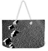 Moon Walk Weekender Tote Bag