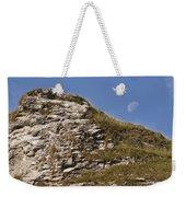 Moonlit Day Weekender Tote Bag