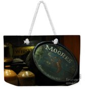 Moore's Tavern After Closing Weekender Tote Bag by Mary Machare