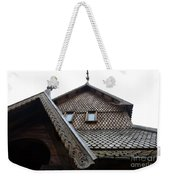 Moorhead Stave Church 13 Weekender Tote Bag