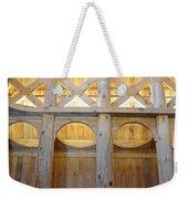 Moorhead Stave Church 14 Weekender Tote Bag