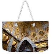 Moorhead Stave Church 17 Weekender Tote Bag