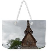 Moorhead Stave Church 2 Weekender Tote Bag