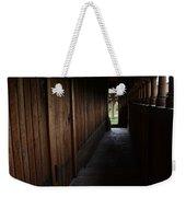 Moorhead Stave Church 24 Weekender Tote Bag