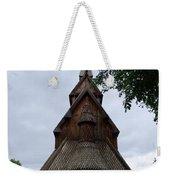 Moorhead Stave Church 7 Weekender Tote Bag