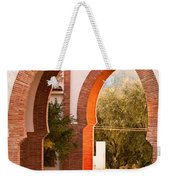 Moorish Arches Weekender Tote Bag